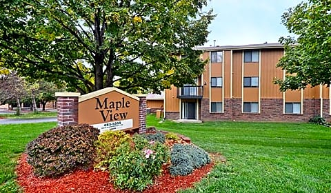 Maple View Apartment Homes North 104th Ave Omaha Ne