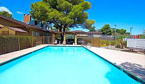 Alpine Village Apartments - Brush Street | Las-vegas, NV ...