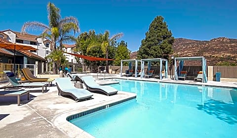 Mission Trails Apartments San Diego - Golfcrest Drive ...