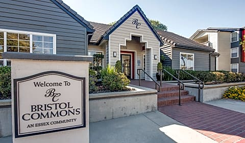 Bristol Commons E Evelyn Ave Sunnyvale Ca Apartments For Rent