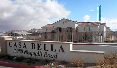 Casa Bella Nisqualli Victorville Ca Apartments For