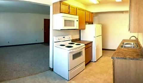 A room in Thomasville Apartments