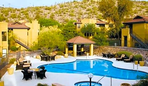 the villas at sabino canyon east snyder road tucson