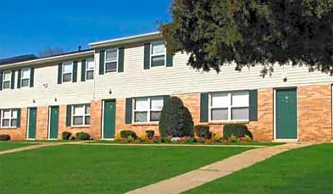 Crescent Hill Apartments In Spartanburg South Carolina