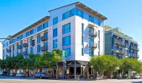 Lofts at 677 seventh 7th ave san diego ca apartments - Loft industriel san diego californie ...
