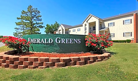 Emerald greens dewey avenue norman ok apartments for - Cheap 2 bedroom apartments in tulsa ok ...