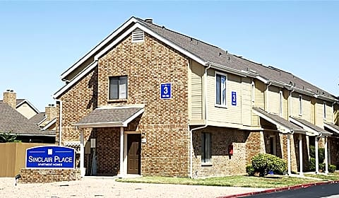 Sinclair Place Sinclair Avenue Midland TX Apartments For Rent