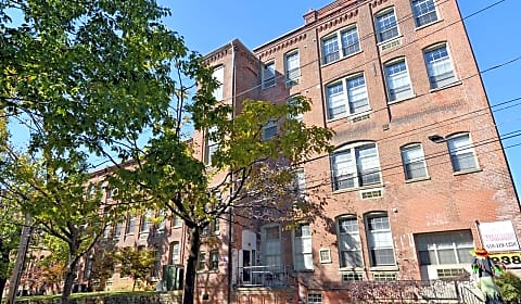 The Lofts At Silk Mill West Goepp Street Bethlehem Pa Apartments For Rent