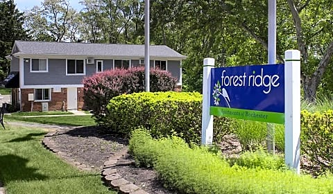 Forest Ridge W 2nd Street Rochester Mi Apartments For