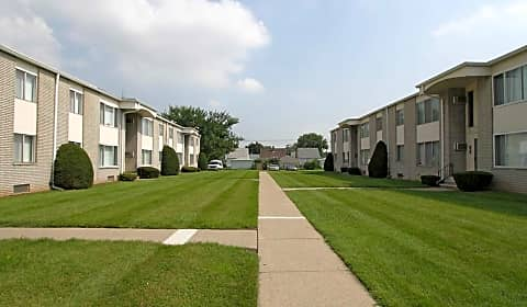 Outer Drive Manor Apartments Melvindale Mi