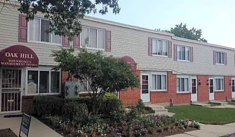 Oak Hill Townhomes Matthews Street Baltimore Md Apartments For Rent
