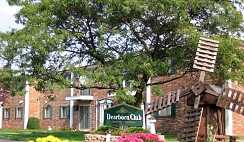 Dearborn Club Inskter Road Dearborn Heights Mi Apartments For Rent
