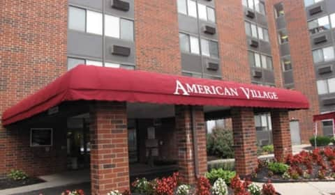 The American Village W Wheatmore Drive Louisville Ky