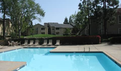 Blue Rock Village Apartments In Vallejo California