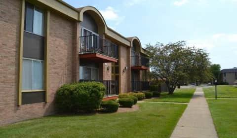 Cranbrook Centre South Drive Southfield Mi Apartments For Rent