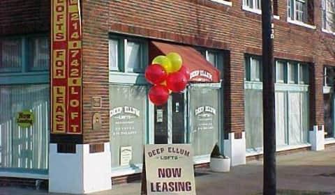 Deep Ellum Lofts Commerce Street 100 Dallas TX Apartments For Rent Re