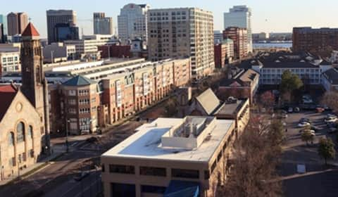 The Wainwright Downtown West Bute Street Norfolk Va Apartments For Rent