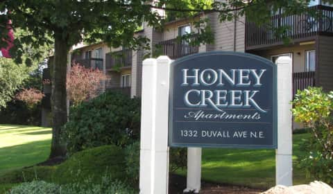 Honey Creek Apartments Renton