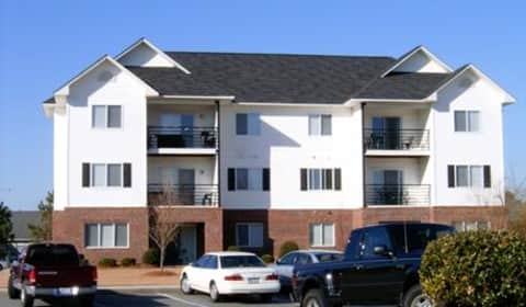 University Terrace Brownlea Drive Greenville Nc