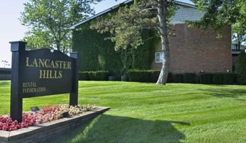 Lancaster Hills Lancaster Drive Southfield Mi Apartments For Rent