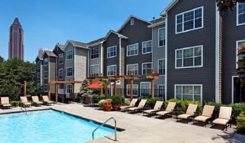 Short Term Housing At The Prato Midtown In Atlanta Ga Team Solutions
