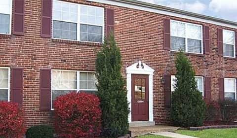 Orchard Park 10852 10894 Verhaven Saint Louis Mo Apartments For Rent