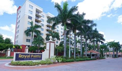 Royal Palms Apartments Miami Fl