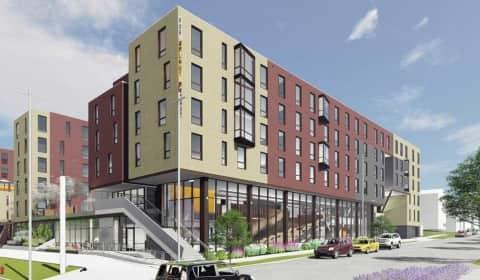 The 505 on Walnut OffCampus Syracuse University Housing Walnut – Syracuse University Housing Floor Plans