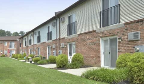 Hunters Creek Century Lane Bensalem Pa Apartments For