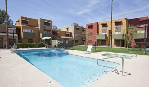Las casitas west ocotillo road glendale az apartments for rent for Cheap 1 bedroom apartments in glendale az