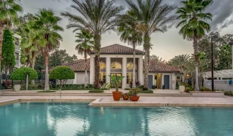 The Sanctuary At Highland Oaks Douglas Oaks Cir Tampa FL Apartments For