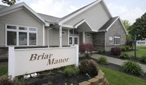 Briar Manor Apartments Rochester Ny