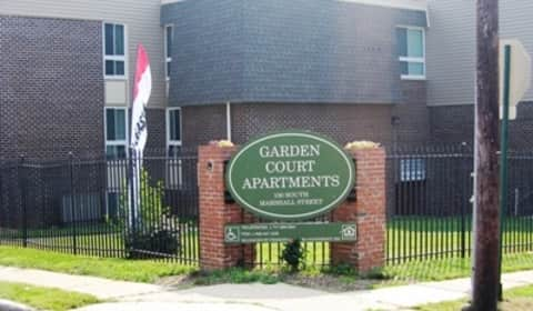 full screen - Garden Court Apartments