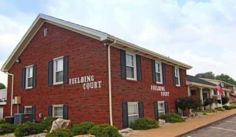 Fielding Court Apartments Evansville Indiana