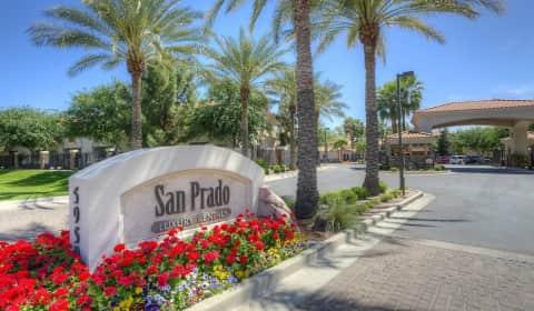 San Prado Apartments Glendale Az