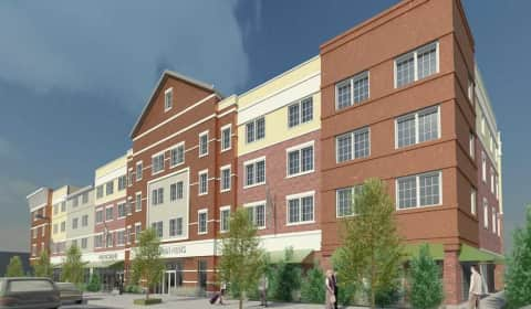 Clifton Main Mews - Main Avenue | Clifton, NJ Apartments for Rent ...