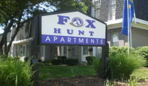 Fox Hunt Chimney Lane Kettering Oh Apartments For Rent