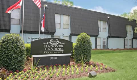 Hanover Landing Monroe Road Charlotte Nc Apartments