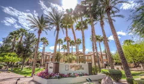 Galleria Palms Apartments W La Jolla Drive Tempe Az Apartments For Rent
