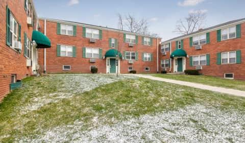 Cloverleaf Village Apartments Pittsburgh