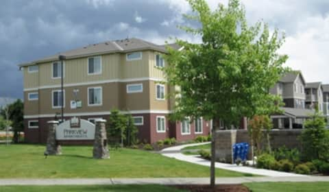 Parkview Apartments Olympia Wa