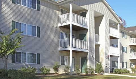 Arbor Crest Covey Lane Greensboro Nc Apartments For
