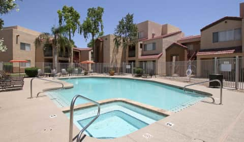 Ventana Palms West Mcdowell Road Phoenix Az Apartments For