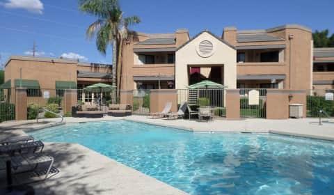 Val Vista Gardens East University Mesa Az Apartments