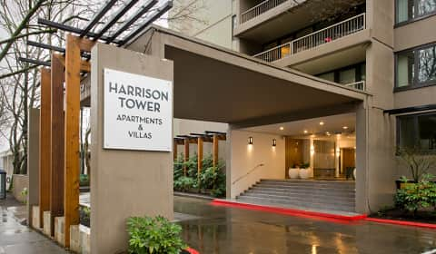 harrison tower apartments sw harrison st portland or apartments for rent