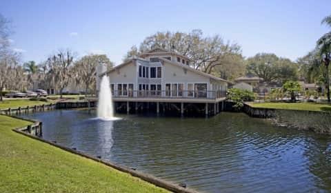 Swan Lake Apartments North Lakeview Drive Tampa Fl