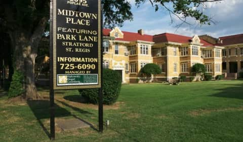Midtown place poplar avenue 41a memphis tn - 1 bedroom apartments in midtown memphis tn ...