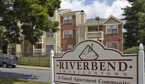 Beautiful Riverbend In Allentown