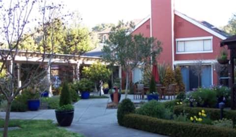 Pacific Oaks Senior Apartments Pacifica Ca