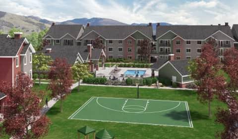 The Park Apartments Centerville Utah